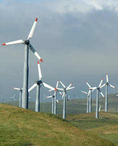 Investors have the opportunity to invest in the manufacturing of wind turbine components