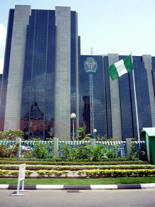 The Central Bank of Nigeria headquarters in Abuja.