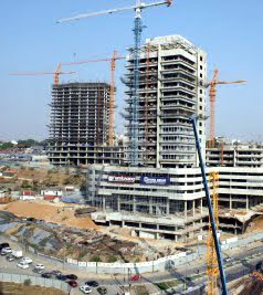 Real estate is big business in Angola's capital, Luanda