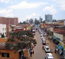 Rwanda's capital, Kigali. According to a World Bank report, Rwanda is the most business-friendly country in Africa.