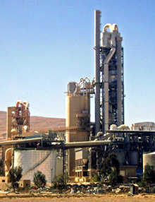 Cemtech Sanghi Group will construct a 120,000 metric tonnes cement plant in Kenya.