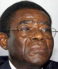 President Teodoro Obiang Nguema Mbasogo