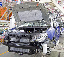 Vehicle manufacturing is one of the industries that qualify for Pioneer Status in Nigeria