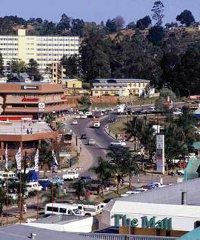 Swaziland's capital, Mbabane