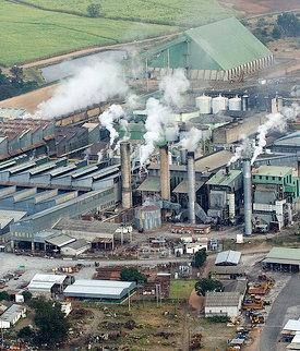 Triangle refinery