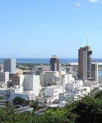Mauritius is the highest ranked country in Africa