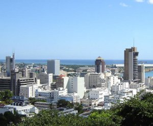 Port Louis, the Mauritian capital, is host to a number of multinational companies.