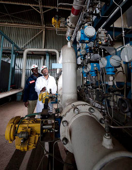 Zimbabwe's electricity problems are negatively affecting the Bindura Nickel Corporation's operations.