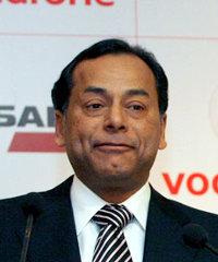 Ravi Ruia, the vice chairman of Essar Group
