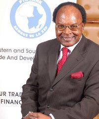 Dr Michael Gondwe, president of PTA Bank