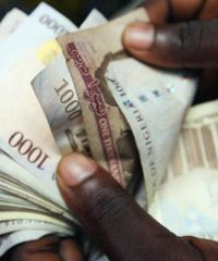 Nigeria's Central Bank is promoting an initiative to transform the country into a cash-less society.