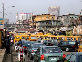 Lagos infrastructure