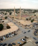 Nouakchott, the capital of Mauritania