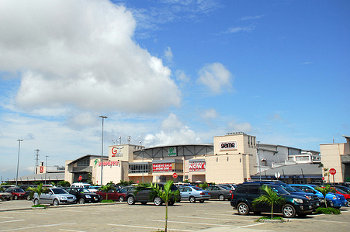 The Palms mall in Lagos was the first facility of its kind in Nigeria.