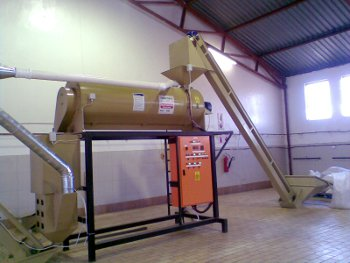 Roastech's equipment enables farmers and entrepreneurs to add value to seeds and nuts.