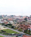 Property prices in Lagos' high end neighbourhoods have fallen by as much as 40%.
