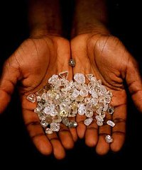 Botswana's government and De Beers have agreed on two ways to add value to the country's diamonds.