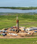Tullow Oil expects crude oil production to commence in 2012.