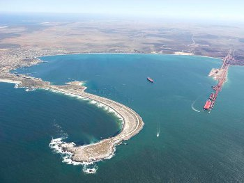 Saldanha Bay has the opportunity to position itself as a hub for regional oil and gas activity.