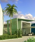An artist's impression of the new Apapa hotel.