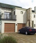 An artist's impression of one of Roma Park's residential units.
