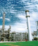 Tata Chemicals' Babrala urea manufacturing plant in India.