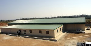 MGC was involved in the design and project management for this chicken abattoir in Mauritius.