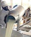 Dairy farmers at Kabiyet receive continuous training to produce milk of a world-class standard.