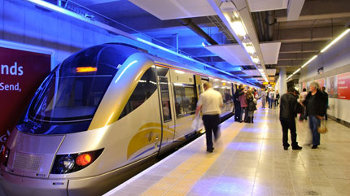 The Gautrain project is part of the World Cup's infrastructure legacy.