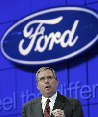 Lewis Booth, CFO of Ford Motor Co.