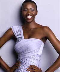 Lerato Moloi is the face of Elizabeth Arden in South Africa.