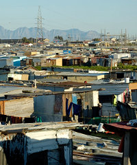 Entrepreneurs in the Cape Town township of Khayelitsha are finding it difficult to expand their businesses.