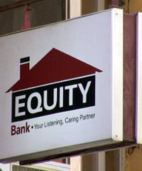 Kenya's Equity Bank successfully introduced banking in rural areas.