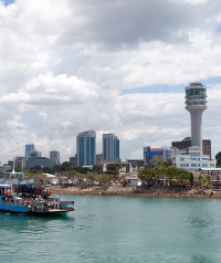 By 2030 Tanzania's commercial hub Dar es Salaam could have a bigger population than London has now.