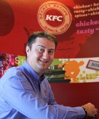 Keith Warren, MD, KFC Africa