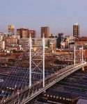 Johannesburg is Africa's most competitive city.