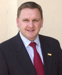 Charles Brewer, MD for sub-Saharan Africa at DHL Express
