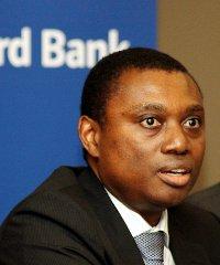 Standard Bank joint Chief Executive Sim Tshabalala