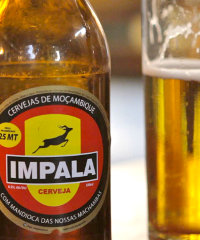 SABMiller's Impala beer is brewed from cassava.