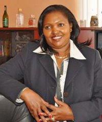 Tabitha Mukami Karanja, CEO of Keroche Breweries