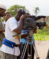 Nigeria's film industry...