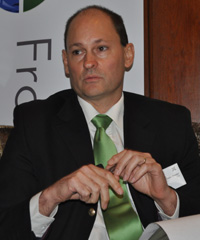 Peter Draper is the director of Tutwa Consulting.