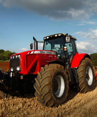 AGCO will invest in agriculture in Africa to develop the sector.