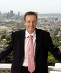 Anthony Thunstrom, chief operating officer for KPMG's Global Africa Practice