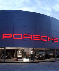 German car brand Porsche last year opened a dealership in Lagos, Nigeria.