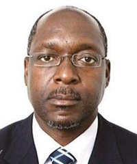 Shem Simuyemba is the chief infrastructure economist at AfDB.
