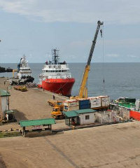 Lonrho manages the Luba Freeport in Equatorial Guinea, a country many investors view as a risky environment.