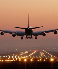 The writer says Africa's growing middle class will push demand for safe and reliable air travel.