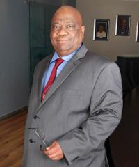 Cyril Gamede, president of ECSA.