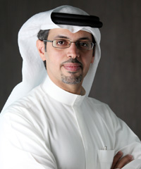 HE Hamad Buamim, director general of the Dubai Chamber of Commerce and Industry